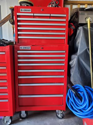 U.S General rolling tool chest for Sale in Norfolk, VA