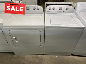 Delivery Available Washer Electric Dryer Set Whirlpool MESSAGE NOW! #1497 for Sale in Lake Mary, FL