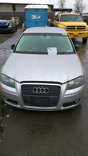 Parting out 2007 Audi A3 for Sale in Kent, WA