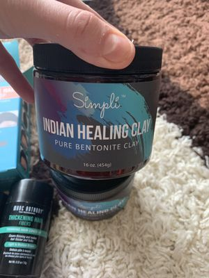 Indian healing clay for Sale in Smyrna, TN
