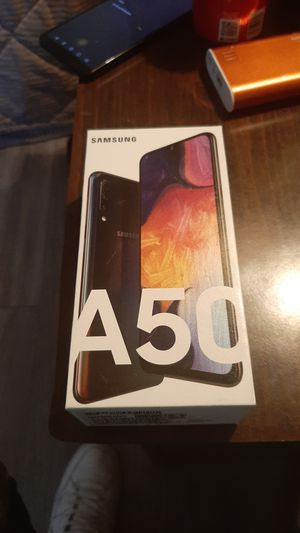 Samsung A50 Verizon [ NEW] for Sale in Mesa, AZ
