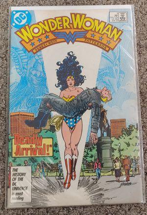 Vintage Wonder Woman Comic 1987 for Sale in Burlington, NC