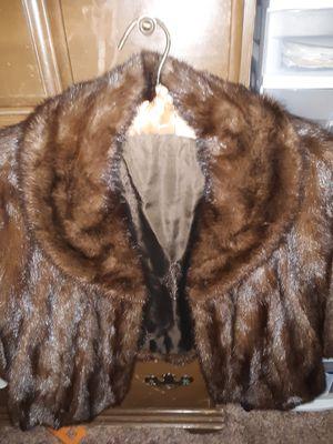 1950's Mink fur coat for Sale in Hannibal, MO
