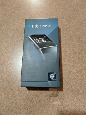 Fitbit Ionic for Sale in Chino Hills, CA
