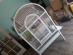 Big parrot cage for Sale in Mount MADONNA, CA