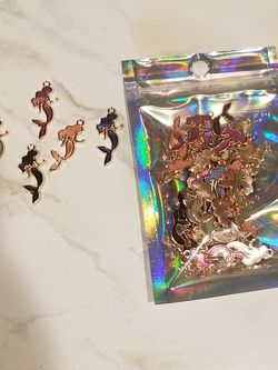 Mermaid Charms For Jewelry making for Sale in Santa Ana,  CA