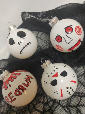 Halloween Ornaments decorations for Sale in Ontario, CA