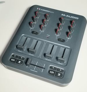 M-Audio XSession Pro DJ Mixer for Sale in La Mirada, CA
