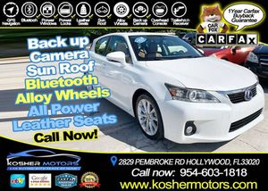 2011 Lexus CT 200h for Sale in Hollywood, FL