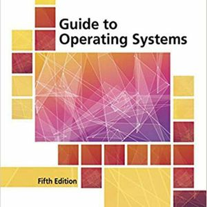 Guide to Operating Systems 5th Edition ebook PDF for Sale in Ontario, CA