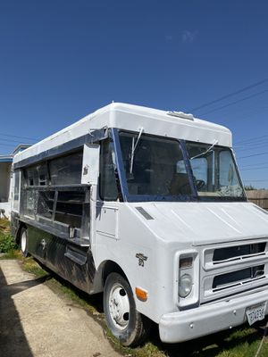 9500$ Catering Truck // runs good //tags up to date / 9500$ for Sale in Galt, CA
