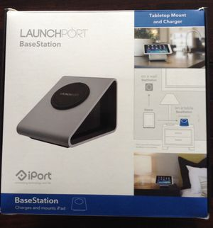 LaunchPort BaseStation by iPort for iPad for Sale in Waymart, PA