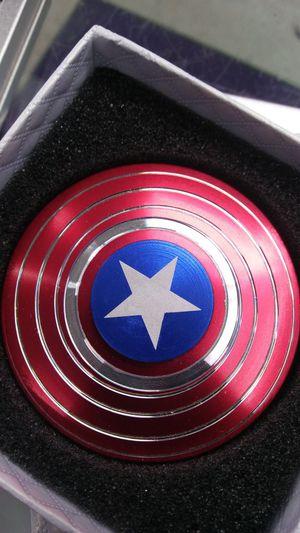 Captain America Fidget Spinner New for Sale in Houston, TX