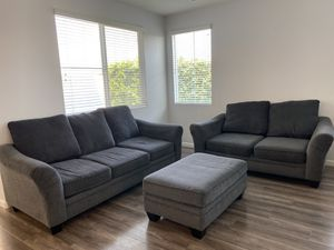 3 pieces Couch set for Sale in Chino, CA