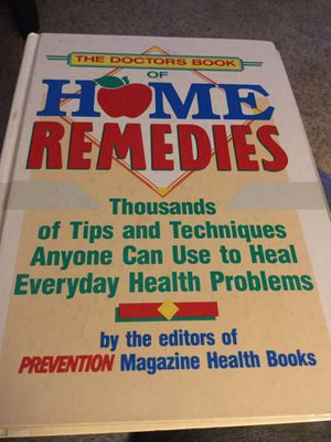 Useful Book Of Home Remedies, Willing To Meet Closer In for Sale in Boring, OR
