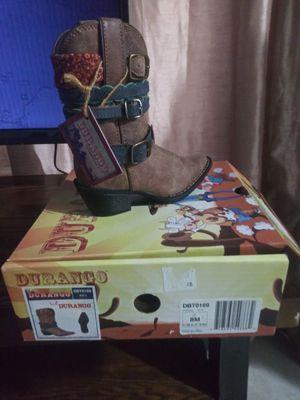 Brand new durango boots 8c girls for Sale in Albuquerque, NM