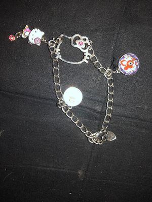 Hello Kitty Charm bracelet for Sale in San Jose, CA
