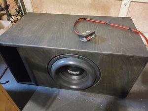 "Sundown Audio z series 12"" for Sale in Richmond, CA"