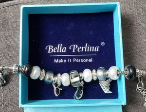 Bella Perlina Beachy Charm Bracelet for Sale in Columbus, OH