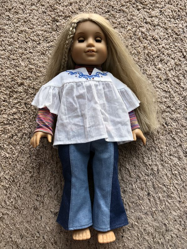 American Girl Julie Doll