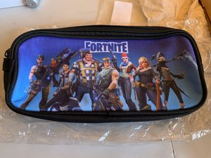 Fortnite pencil bag for Sale in Greenwood, IN