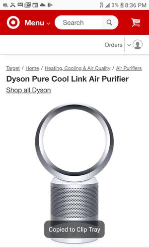 Dyson pure cool link for Sale in Antioch, CA