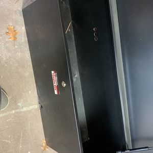 For sale trailer tongue toolbox don't have key asking $80 for Sale in Wylie, TX