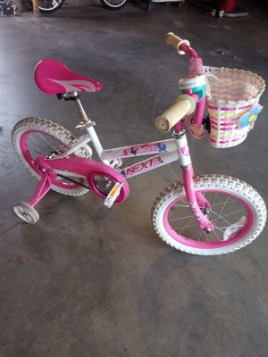 "16 "" girls bike for Sale in Fresno, CA"