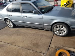 1990 BMW 535i 5spd for Sale in Herndon, VA