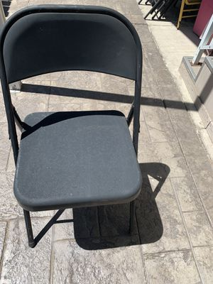 Folding chairs 12 ct for Sale in Escondido, CA