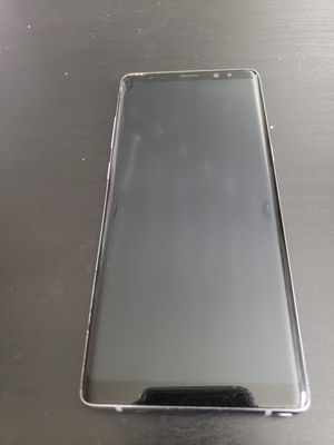 Unlocked Tmobile Note 8 comes with charger and cases for Sale in Claremont, CA
