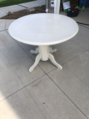 Sand white Kitchen Table for Sale in Clarence, NY