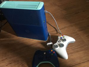 Used, Xbox 360 E 500gb with 24 games 2 controllers for Sale for sale  Queens, NY