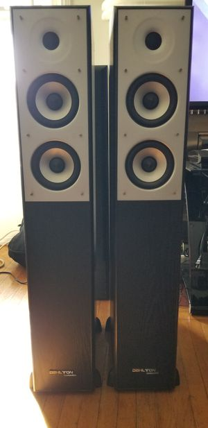 Dahlton loudspeakers and mixer amplifier for Sale in Rosemead, CA