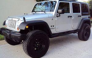 Full Price: 1,800$ Jeep Wrangler 2007 for Sale in Riverside, CA