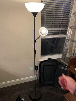Floor lamp for Sale in Denton, TX
