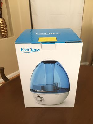 EcoCituss 4L Cool Mist Humidifier for Sale in Alhambra, CA