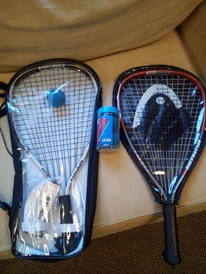 Nano titanium tennis rackets for Sale in Alexandria, VA