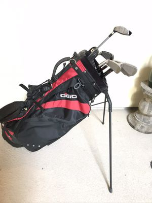Orlimar Golf Club Set & Ogio Self-Standing Bag (right-handed) for Sale in Bonny Doon, CA