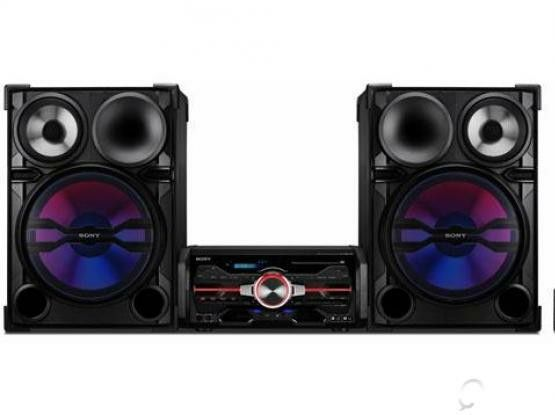Sony mini hifi home stereo 22000 watts