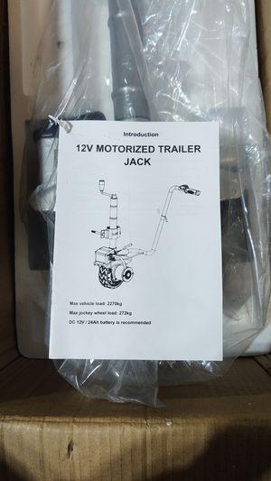 Motorized Trailer Jack for Sale in Lake Stevens, WA