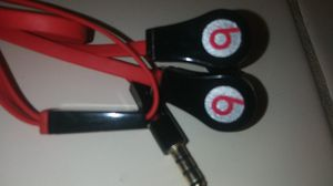Beats by dre earphones for Sale in Bakersfield, CA
