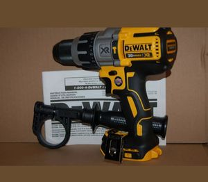 Hammer drill dewalt XR 20v new condition TOOL ONLY for Sale in Durham, NC