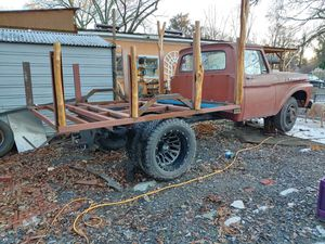 Classic 61 Ford (A Great Project Truck!!) for Sale in Atlanta, GA