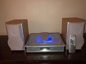 Emerson Micro Audio System shelf CD player AM/FM stereo Model ES 16 for Sale in Independence, OR