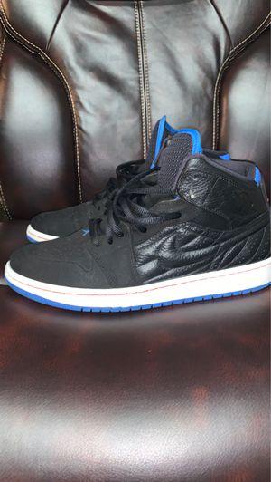 AIR JORDAN 1 RETRO 99 'BLACK BLUE INFRARED' for Sale in Worthington, OH