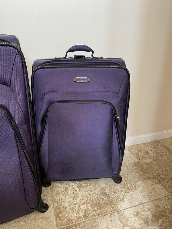 Free luggage