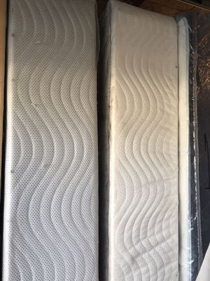 Twin extra large Box spring 20 dlls each for Sale in Magna, UT