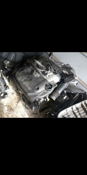 2006 Infiniti G35 engine only all-wheel drive parts serious buyers for Sale in Inglewood, CA