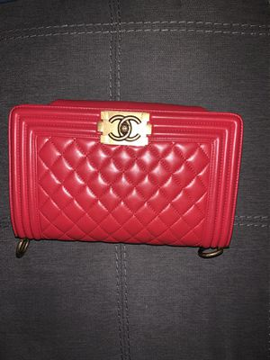 Red Chanel bag for Sale in Sacramento, CA